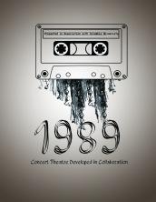 1989: A New Concert Theatre - postcard