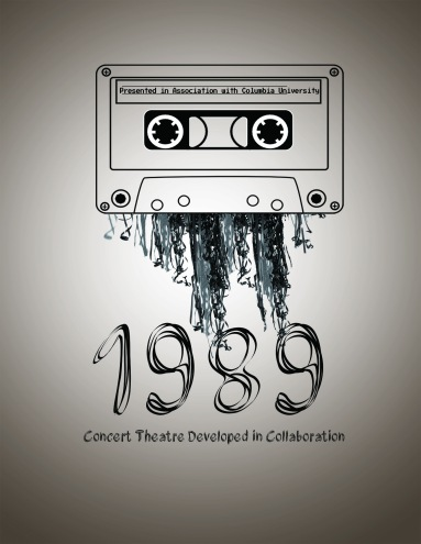 1989: A New Concert Theatre - postcard