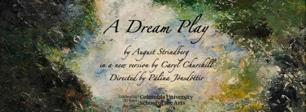 A Dream Play - banner