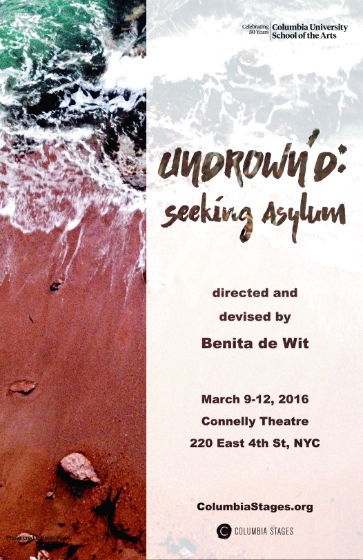 undrown'd - poster